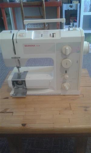 Bernina 1008 sewing maching