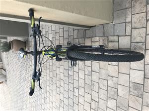 29er Ghost Mountain Bike