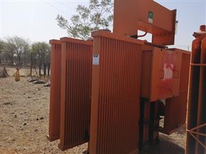 ABC 1 600 KVA, 11 000 v HV, 6 600 v LV Transformer- ON AUCTION