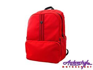 Ferrari Scuderia Urban 15 inch Rucksack Backpack