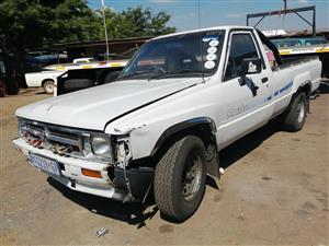 1988 Toyota Hilux single cab HILUX 2.4 GD P/U S/C