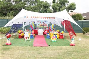 Kiddies Parties and Events