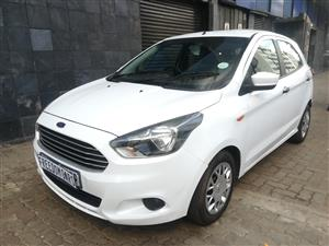 2017 Ford Figo hatch 1.5TDCi Trend