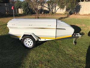 6ft Jurgens trailer