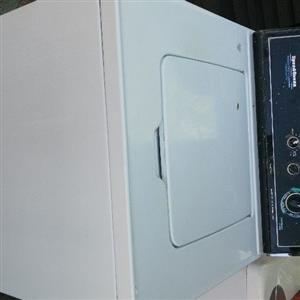 Speedqueen washing machine 10kg heavy duty washing machine working