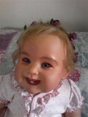 Tori reborn doll