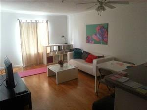 1br -400ft2 - Fully furnishedutilities included + laundry