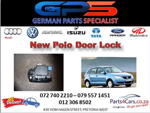 Special on VW Polo Door Lock 2001-2009 for Sale