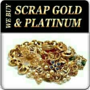 Scrap Gold & krugerrands Bought