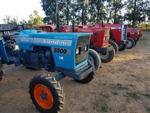 Landini Bantam  5500  2x4   Total Rebuild.( Price freezed to end April 2020)