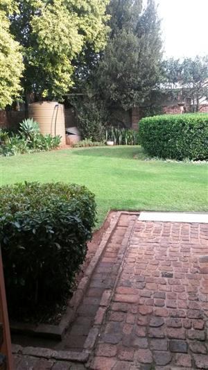 3 Bedroom townhouse (only 7 on premises) Villieria Pretoria -scarce property