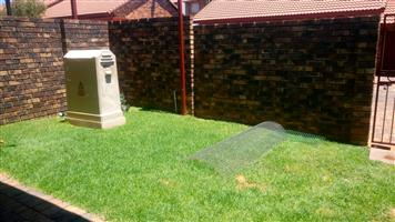 Centurion Highveld 2 bedroom townhouse with garden from 1 Feb