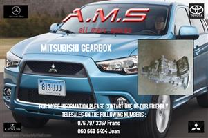 MITSUBISHI USED GEARBOX FOR SALE