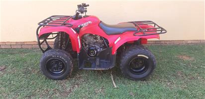 2008 Yamaha Grizzly
