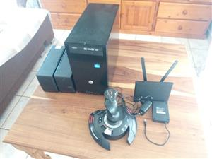 I3 Desktop Gaming PC with Asus GTX 560 Ti R4500