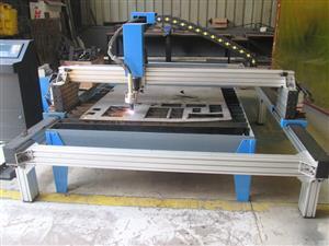 P-2030VM MetalWise Standard CNC Plasma Cutting Table 2000x3000mm, Servo Motors, Mechanical