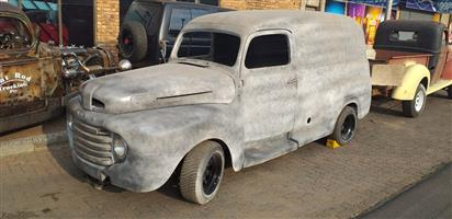 1948 Ford Panelvan