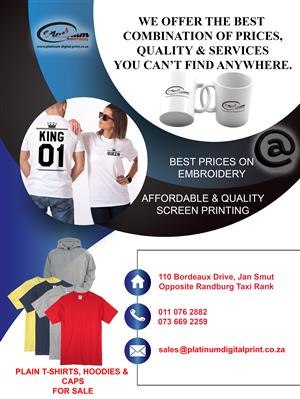 plain T shirts, hoodies, Sweaters,Beanies all Available at Affordable Price Call 0110762882