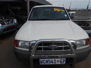 2002 Ford Ranger 2.5D