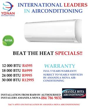 Yonan Air Conditioners