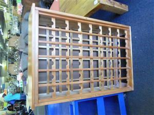 Oregon Pine Wine Rack