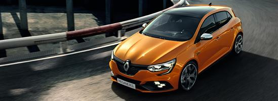 2019 Renault Clio RS 200 Lux