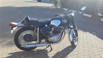 1970 BSA Lightning A65 and Thunderbird (Spares Only)