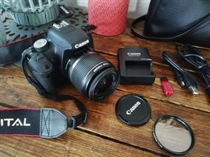 Canon EOS 500D DSLR Professional Camera