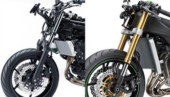New sets of Upside Down Shocks for All Motorcycles!! | Junk Mail