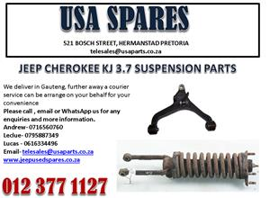 JEEP CHEROKEE KJ 3.7 SUSPENSION PARTS FOR SALE