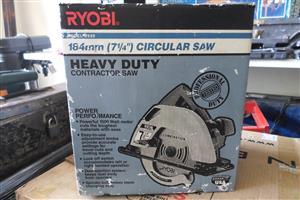1500W W-660 Ryobi 184mm Circular Saw