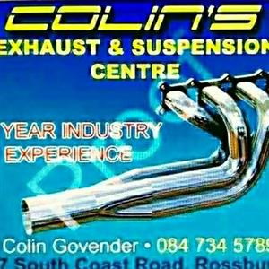 COLINS EXHAUST AND SUSPENSION CENTRE