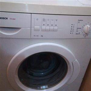 Bosch Maxx6 Frontloader