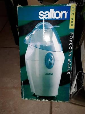 Salton Pop corn Maker
