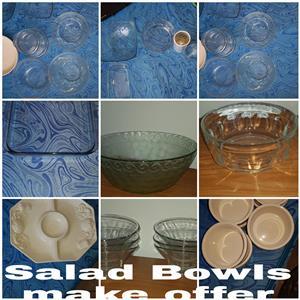 Salad bowls for sale