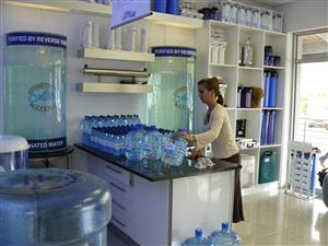 Start your own water business for R19999