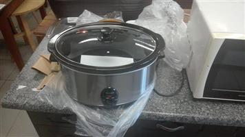 Platinum slow cooker