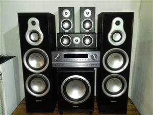Sinotec Home Theater System