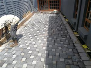 Professional Paving and Surrounds