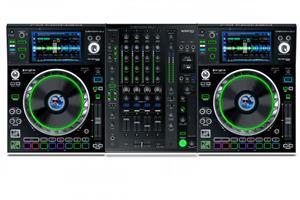 Denon DJ SC5000 PRIME and X1800 PRIME Combo