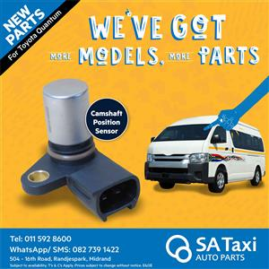 NEW Camshaft Position Sensor suitable for Toyota Quantum - SA Taxi Auto Parts quality spares