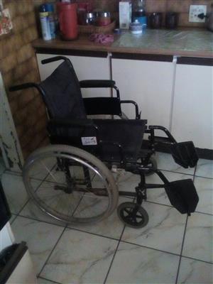 2 x Wheelchairs
