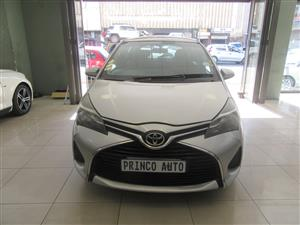 2015 Toyota Yaris 1.5 Pulse
