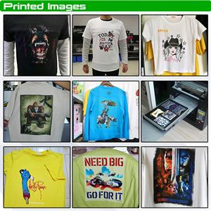 New Complete T shirt printing business