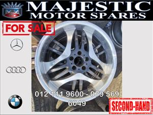 Mercedes benz and more rims and mags for sale