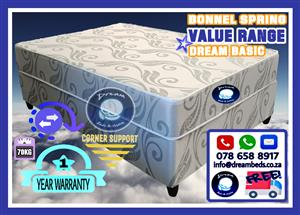 Free Delivery! New Bed Sets from R 1649