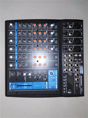 Hybrid ML860PDUX Desk Mixer