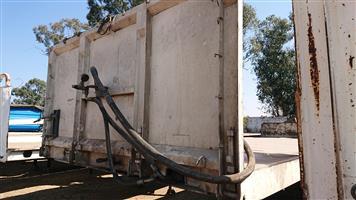 2007 SATB Tri Axle Brick Crane