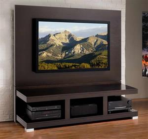PERILLI EXECUTIVE PLASMA/TV STAND