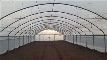 GREENHOUSE TUNNELS & SEEDLING TUNNELS